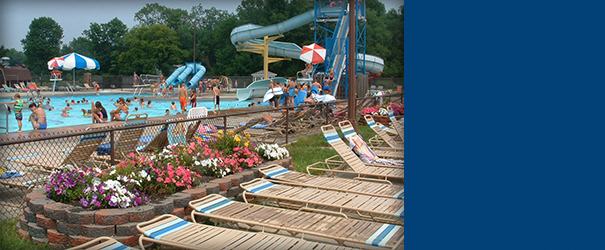 Aquatic Center Open Daily
